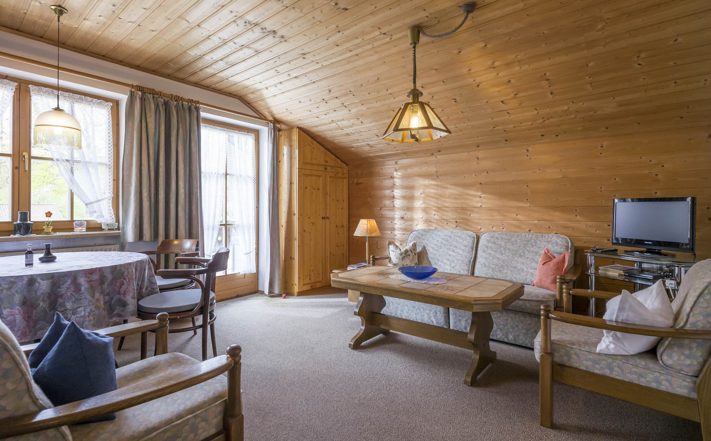 Ferienhaus Haus Enzian (DE Oberaudorf). 2-Zimmer Ferienhaus 48qm (709913), Oberaudorf, Chiemgau, Bayern, Deutschland, Bild 8