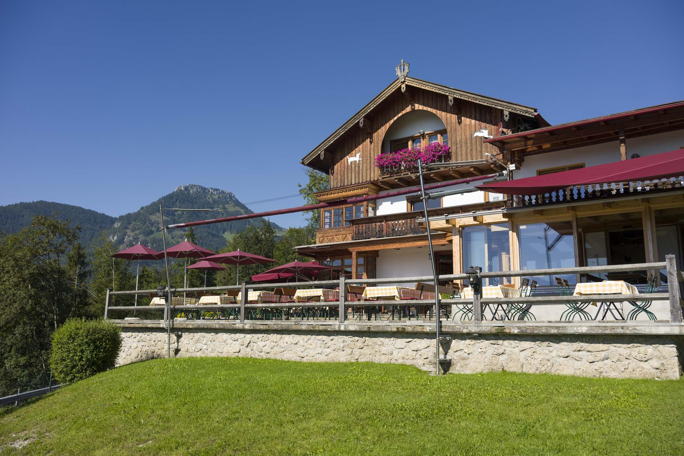 Ferienwohnung Berggasthof Hummelei (DE Oberaudorf). Ferienwohnung bis 4 Personen (711721), Oberaudorf, Chiemgau, Bayern, Deutschland, Bild 3