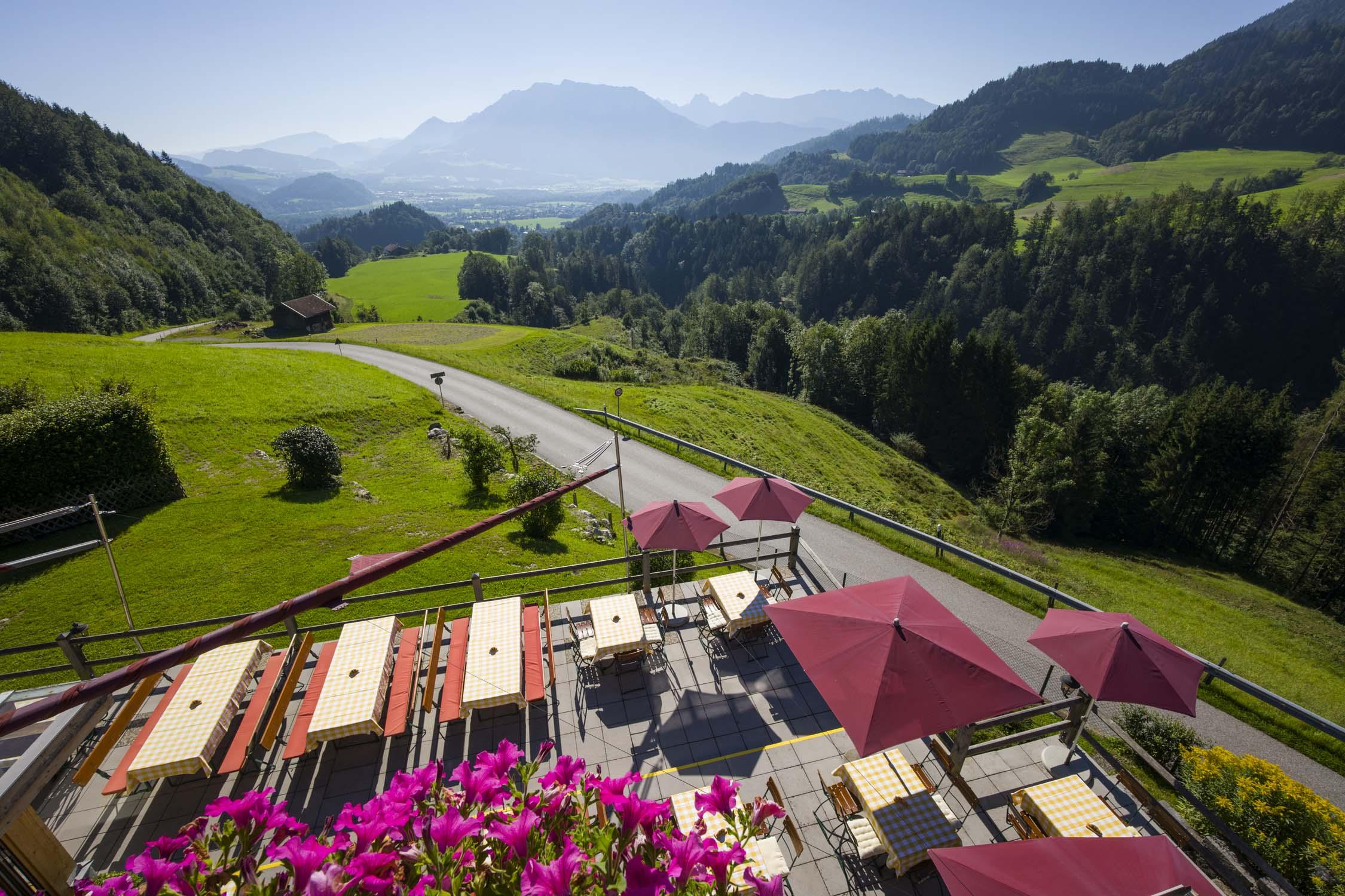 Ferienwohnung Berggasthof Hummelei (DE Oberaudorf). Ferienwohnung bis 4 Personen (711721), Oberaudorf, Chiemgau, Bayern, Deutschland, Bild 6