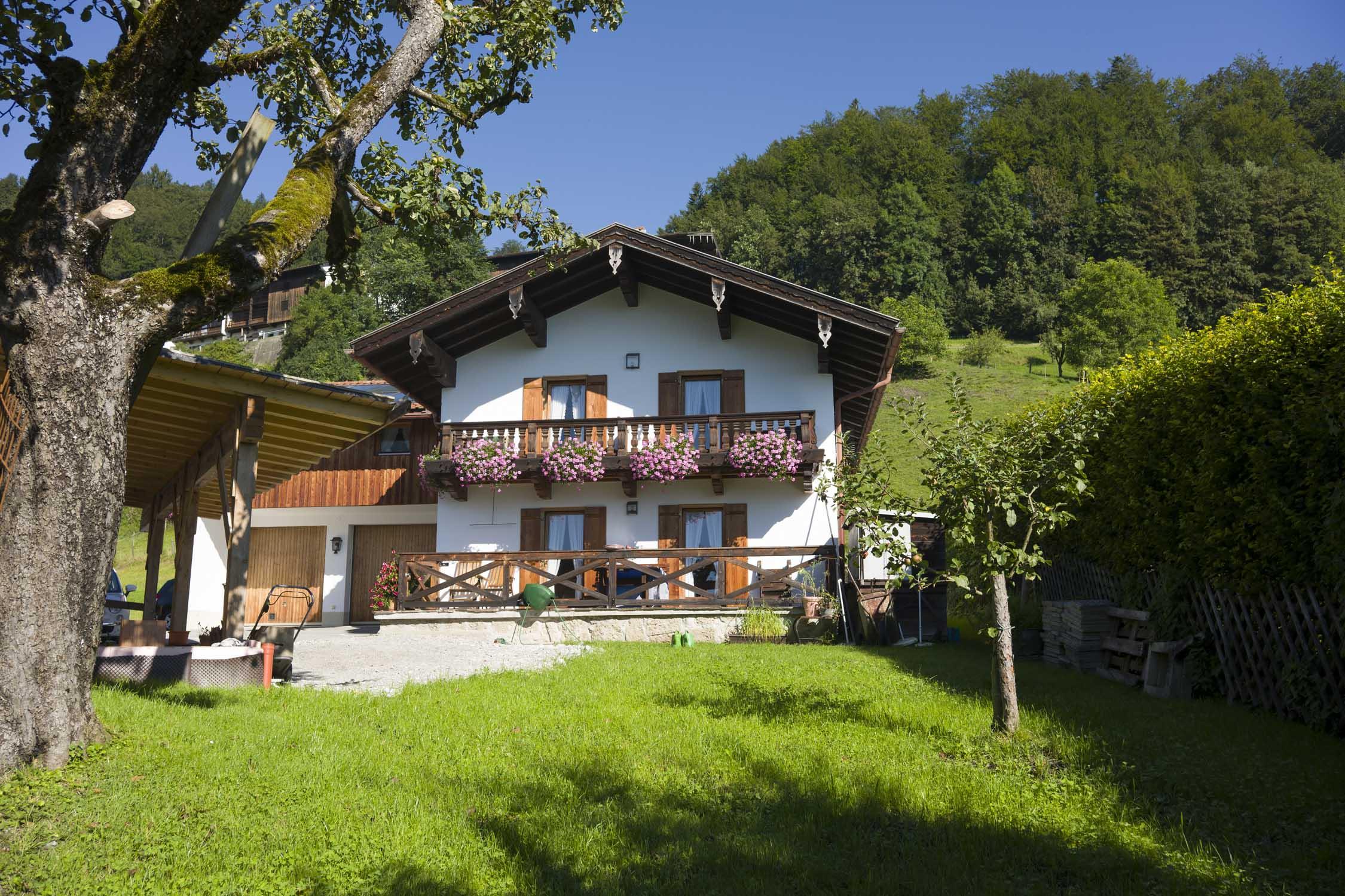 Ferienwohnung Berggasthof Hummelei (DE Oberaudorf). Ferienwohnung bis 4 Personen (711721), Oberaudorf, Chiemgau, Bayern, Deutschland, Bild 8