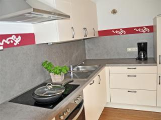 Küche Ferienwohnung Sulzberg