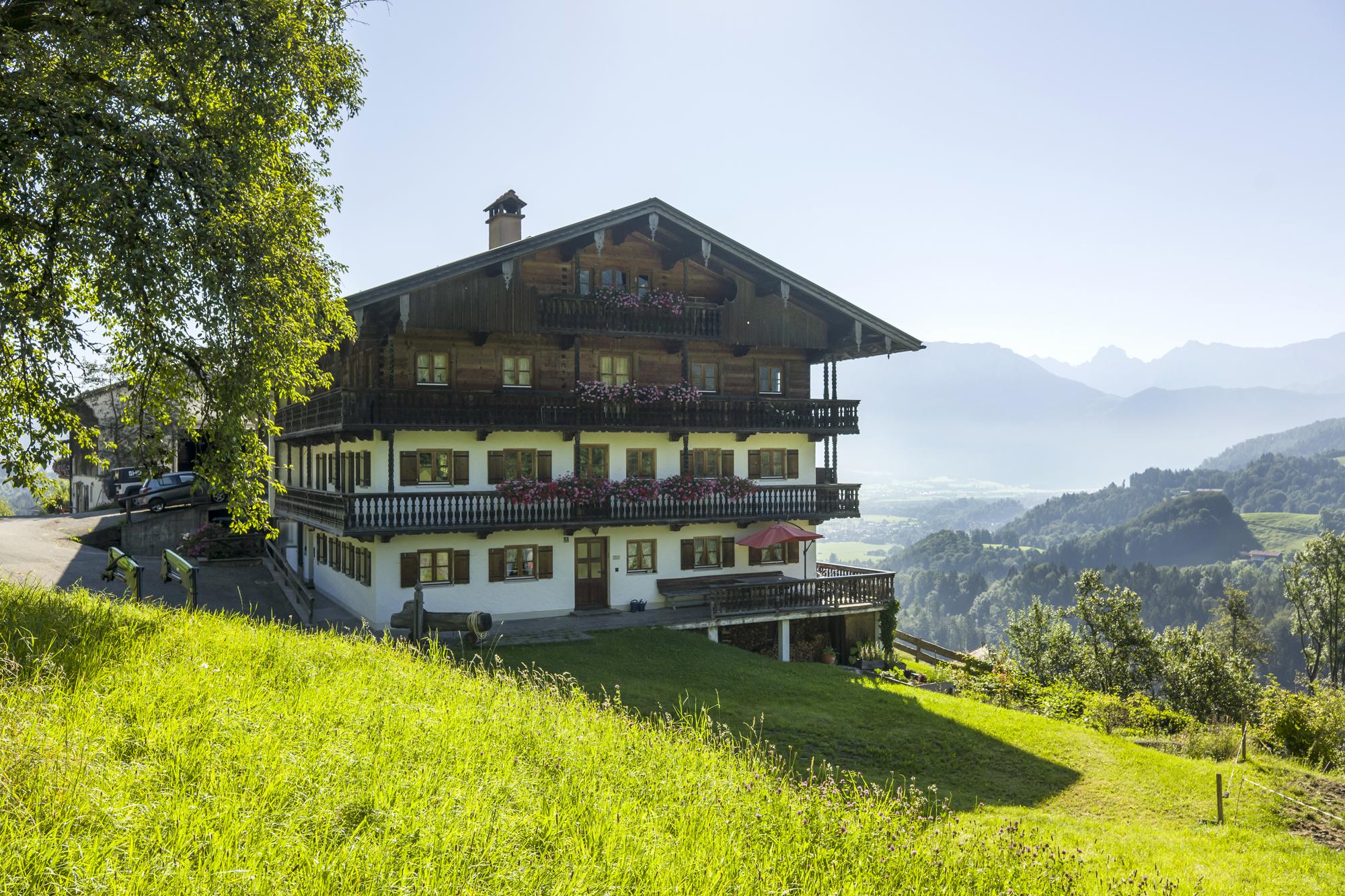 Ferienwohnung Probsthof (DE Oberaudorf). 3-Zimmer Ferienwohnung (711746), Oberaudorf, Chiemgau, Bayern, Deutschland, Bild 1