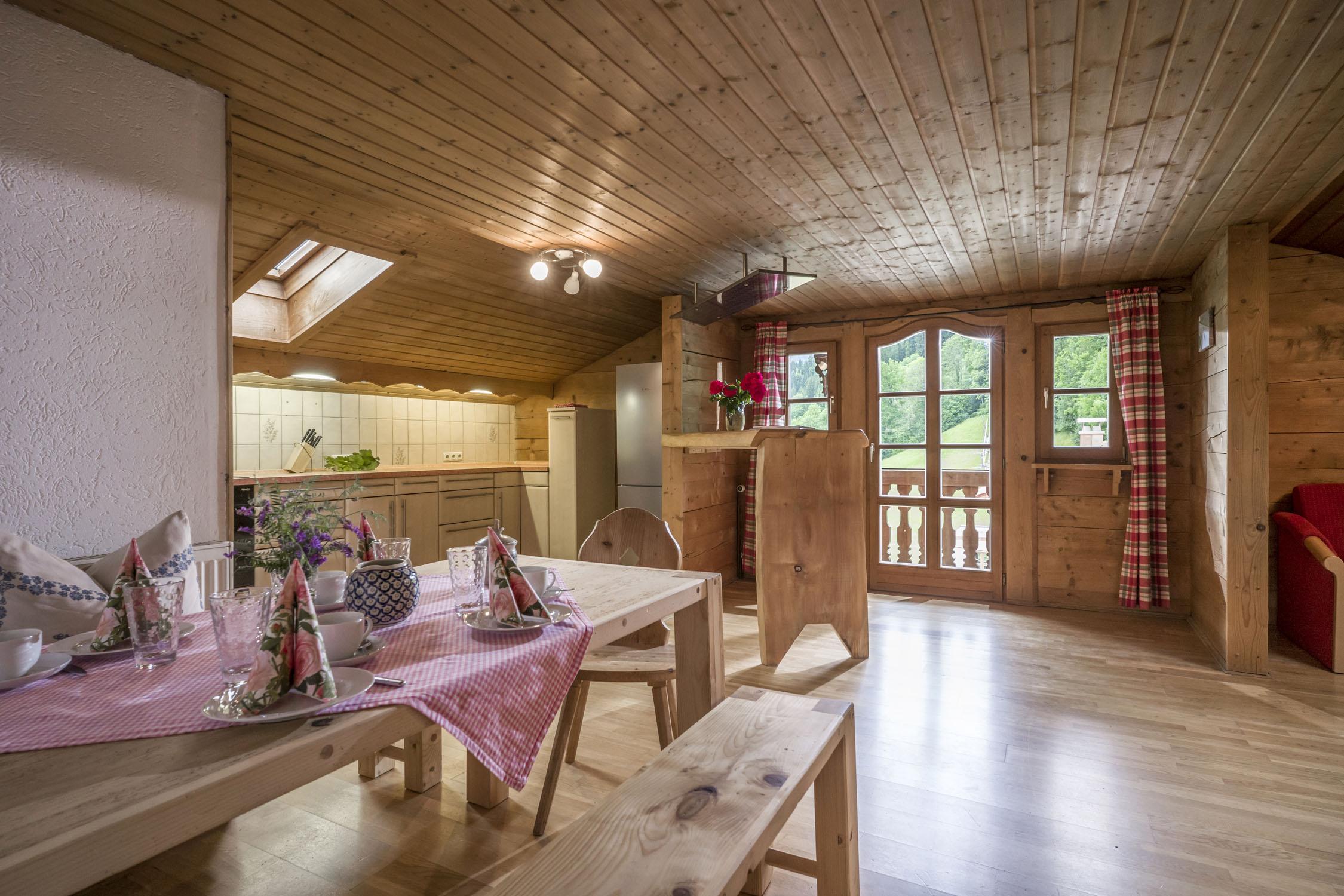 Ferienwohnung Probsthof (DE Oberaudorf). 3-Zimmer Ferienwohnung (711746), Oberaudorf, Chiemgau, Bayern, Deutschland, Bild 10
