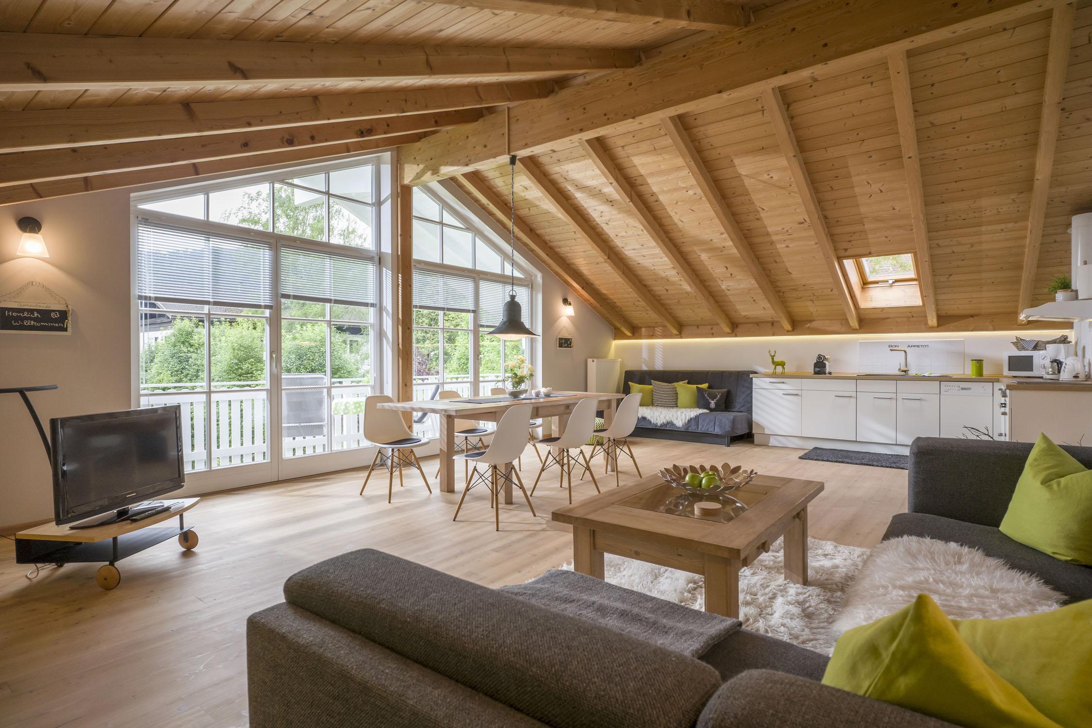 Ferienwohnung Pension Vergissmeinnicht (DE Oberaudorf). Ferienwohnung 85 m² 2 Personen Kaiserblick (709955), Oberaudorf, Chiemgau, Bayern, Deutschland, Bild 8