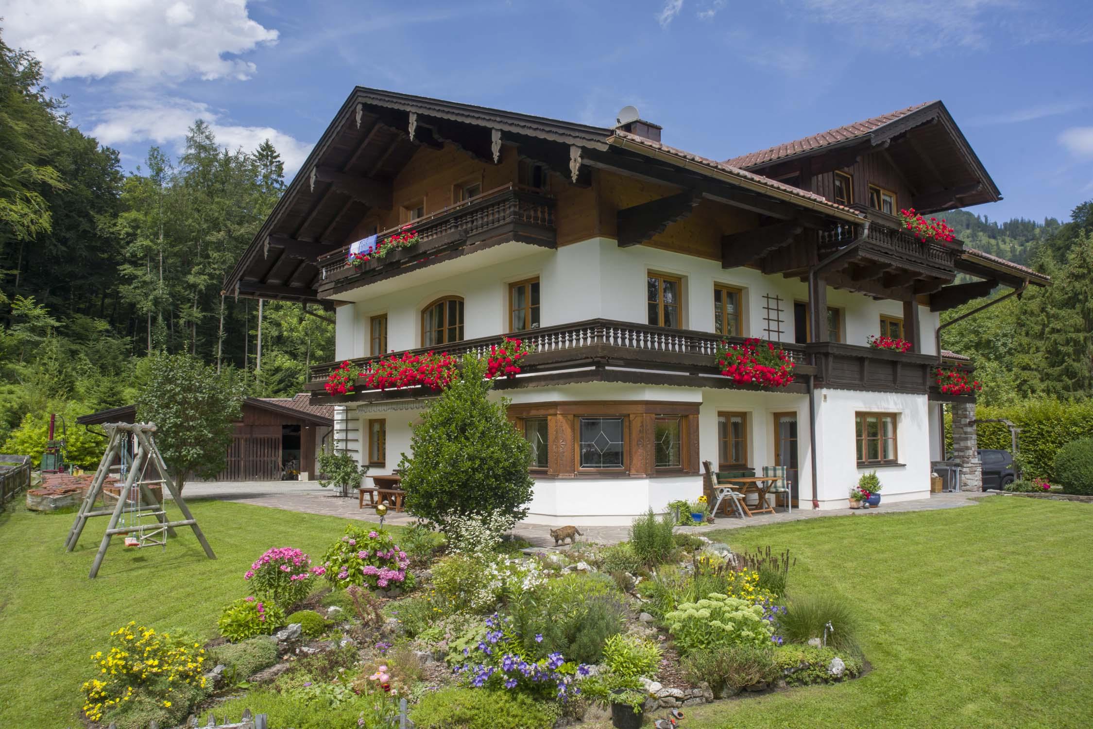 Ferienwohnung Ferienwohnungen Osterauer (DE Oberaudorf). 2-Zimmer Ferienwohnung (709979), Oberaudorf, Chiemgau, Bayern, Deutschland, Bild 1