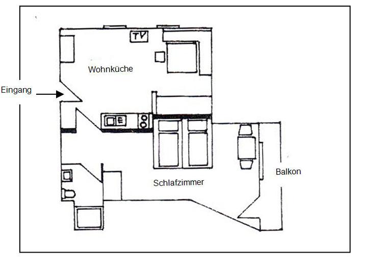 Ferienwohnung Ferienwohnungen Osterauer (DE Oberaudorf). 2-Zimmer Ferienwohnung (709979), Oberaudorf, Chiemgau, Bayern, Deutschland, Bild 16