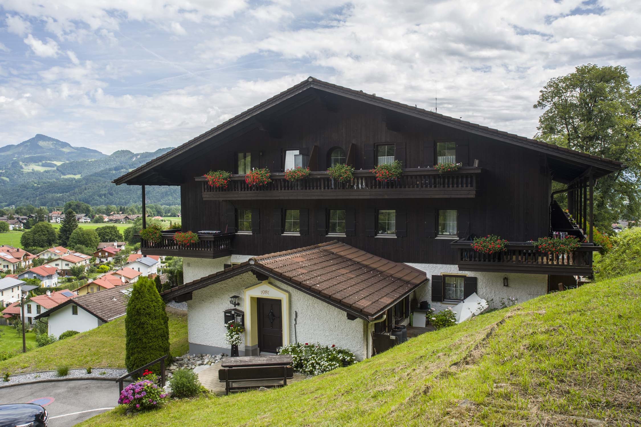 Ferienwohnung Dannapfel im Bergschlößl (DE Oberaudorf). 2-Zimmer Ferienwohnung (710001), Oberaudorf, Chiemgau, Bayern, Deutschland, Bild 2