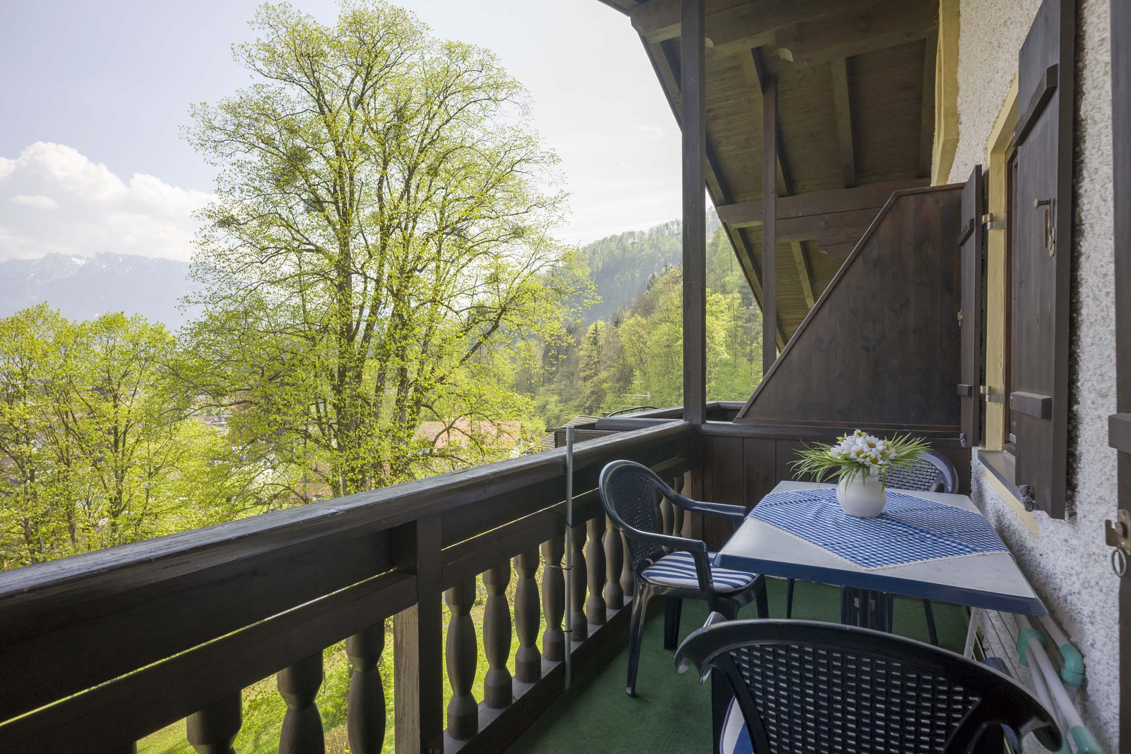 Ferienwohnung Dannapfel im Bergschlößl (DE Oberaudorf). 2-Zimmer Ferienwohnung (710001), Oberaudorf, Chiemgau, Bayern, Deutschland, Bild 9