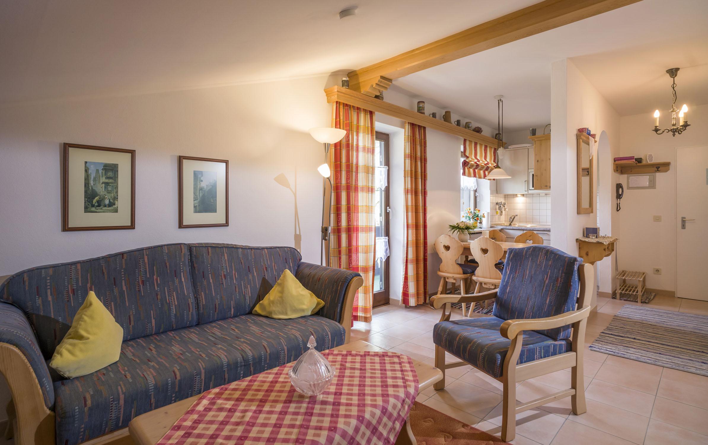 Ferienwohnung Dannapfel im Bergschlößl (DE Oberaudorf). 2-Zimmer Ferienwohnung (710001), Oberaudorf, Chiemgau, Bayern, Deutschland, Bild 3