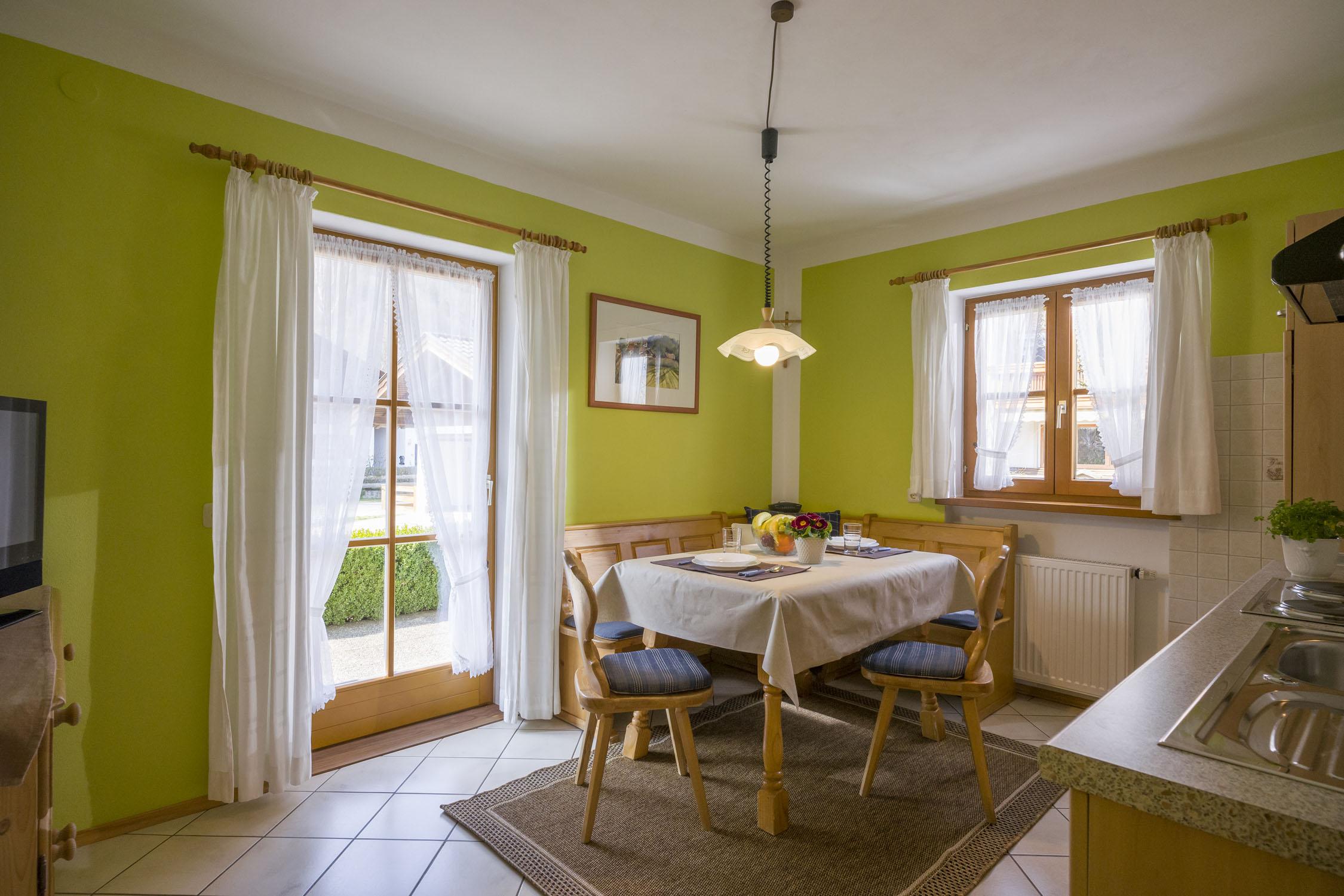 Ferienwohnung Christophenhof (DE Oberaudorf). 3-Zimmer Ferienwohnung Terrasse 1 (710004), Oberaudorf, Chiemgau, Bayern, Deutschland, Bild 3
