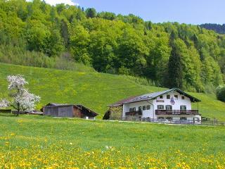 Haus Holzenlehen in Ramsau bei Berchtesgaden / Urheber: Josef Stöckl / Rechteinhaber: © Josef Stöckl