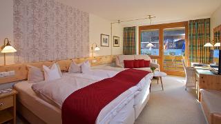 Yachthotel Chiemsee DZ zur EZ Westseite - Zimmerbeispiel