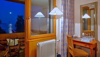 Yachthotel Chiemsee Einzelzimmer Seeseite - Zimmerbeispiel