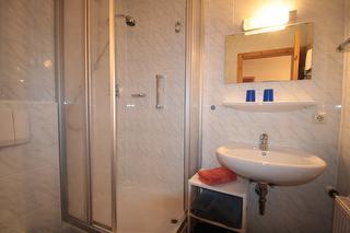 Ferienwohnung 1 Untersberg Badezimmer