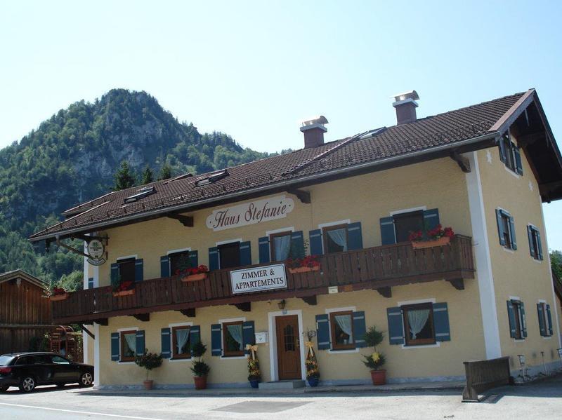 Inzell Karte.Haus Stefanie Chiemgau Karte Inzell Chiemgau Unterkünfte
