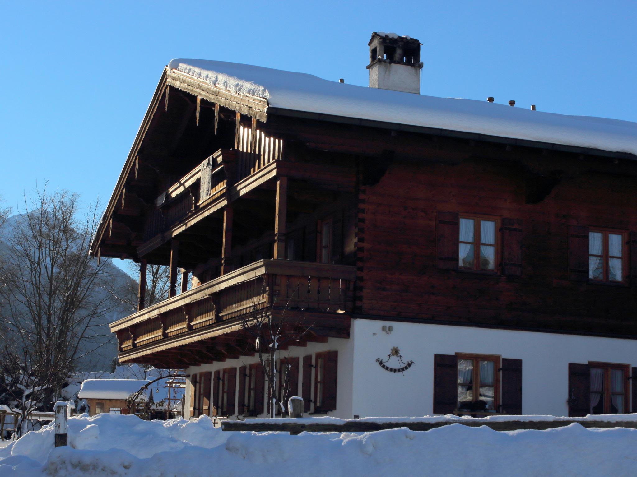 Appartement de vacances Gästehaus Kress - Chiemgau Karte (DE Inzell). Ferienwohnung 2 für 4 Personen, 1 Schlaf- un (712315), Inzell, Chiemgau, Bavière, Allemagne, image 12