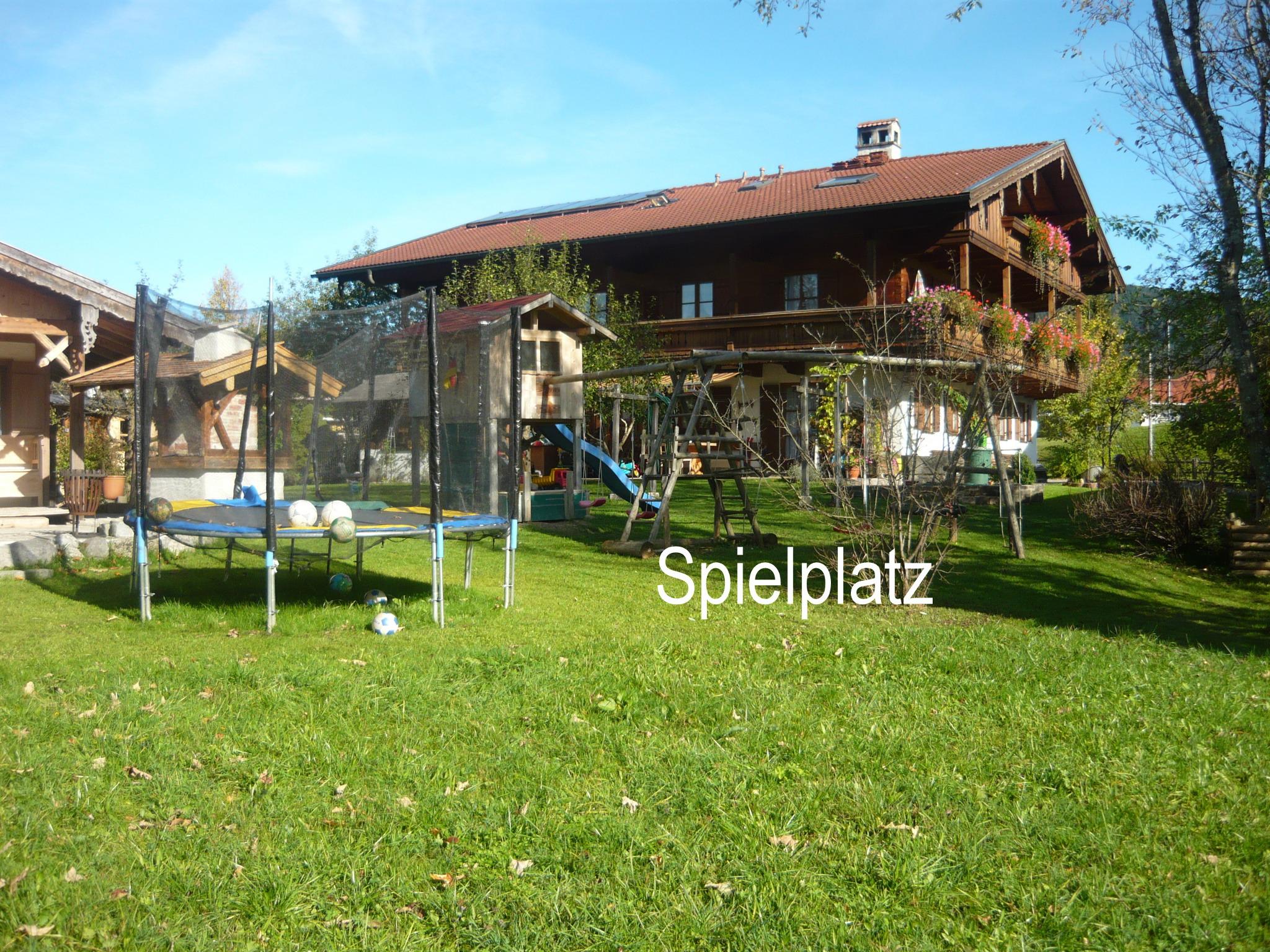 Appartement de vacances Gästehaus Kress - Chiemgau Karte (DE Inzell). Ferienwohnung 2 für 4 Personen, 1 Schlaf- un (712315), Inzell, Chiemgau, Bavière, Allemagne, image 8