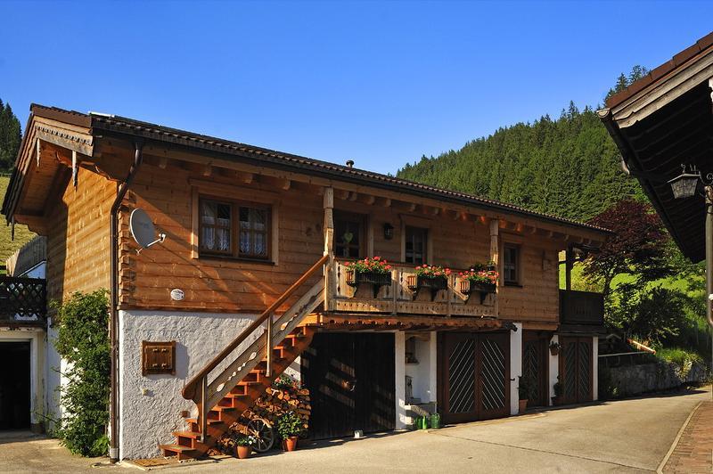 datzenh usl ferienwohnung ramsau berchtesgaden unterk nfte. Black Bedroom Furniture Sets. Home Design Ideas