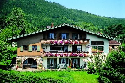 Holiday apartment Ferienwohnungen Elisabeth - Chiemgau Karte (DE Inzell). Ferienwohnung