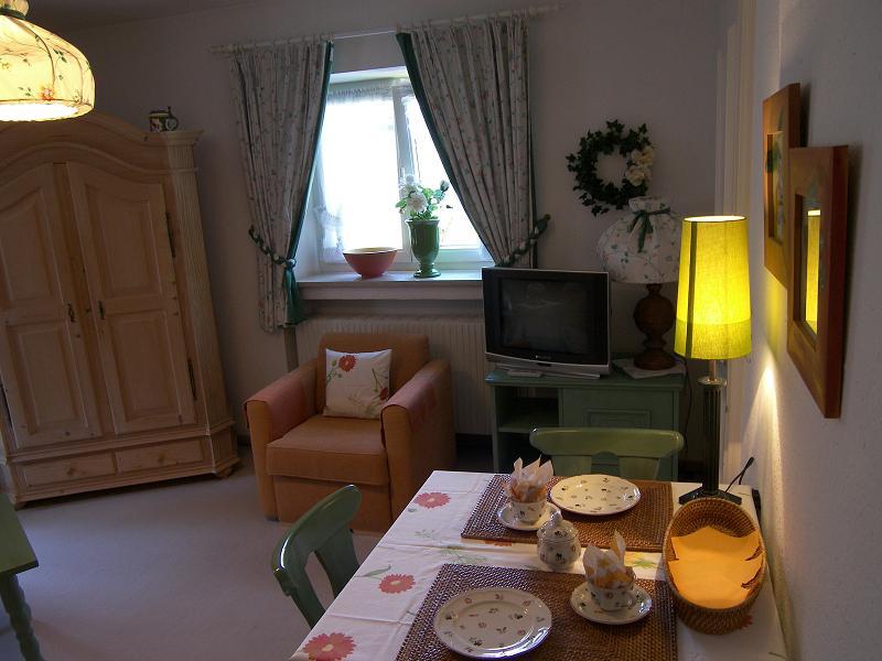 Appartement de vacances Ferienwohnungen Christiane (DE Bayerisch Gmain). stilvolle Fewo mit Bergblick (St2)/Steilh (709321), Bayerisch Gmain, Prévôté de Berchtesgaden, Bavière, Allemagne, image 17