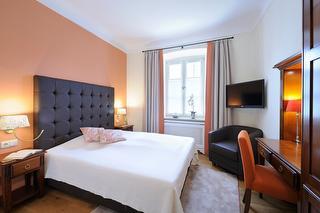 Hotel Gut Ising - Einzelzimmer im Biedermeierhaus