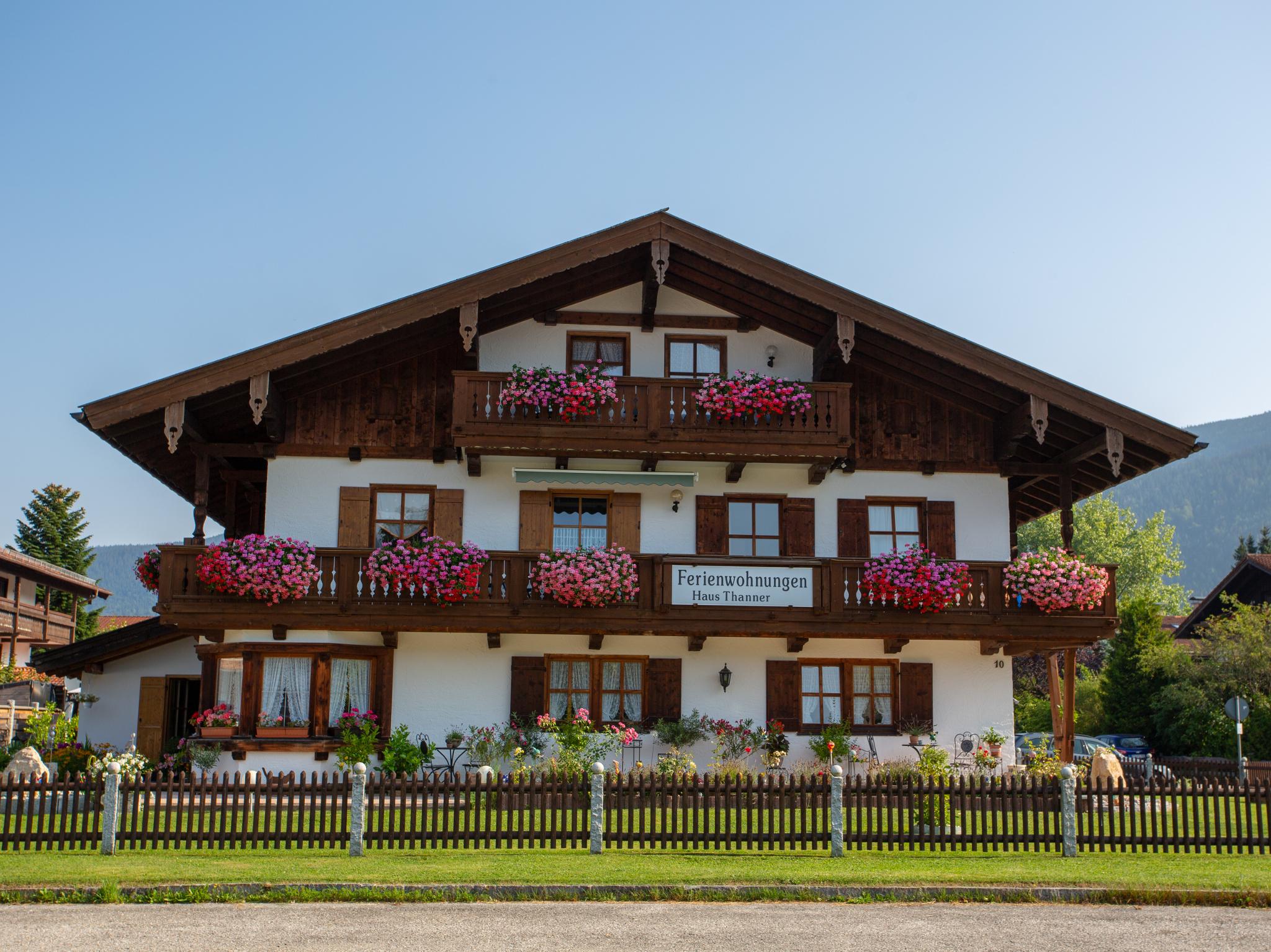 Inzell Karte.Haus Thanner Chiemgau Karte De Inzell Holiday Flat Chiemgau Alps