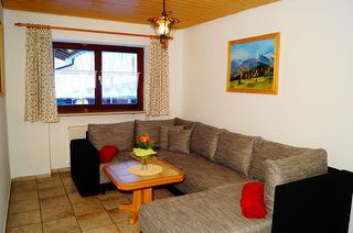 Ferienwohnung 6 Kehlstein Wohnküche