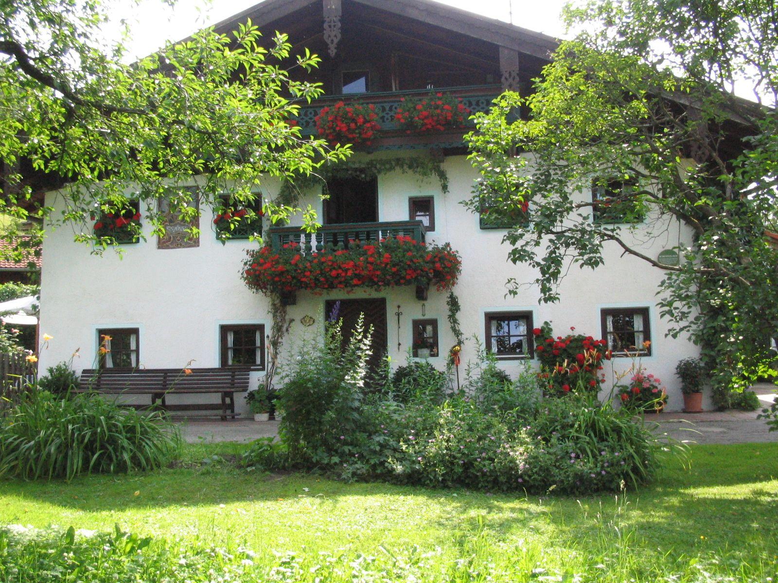 Ferienwohnung Aicher Sagberg (DE Frasdorf). Ferien Ferienwohnung  Oberbayern