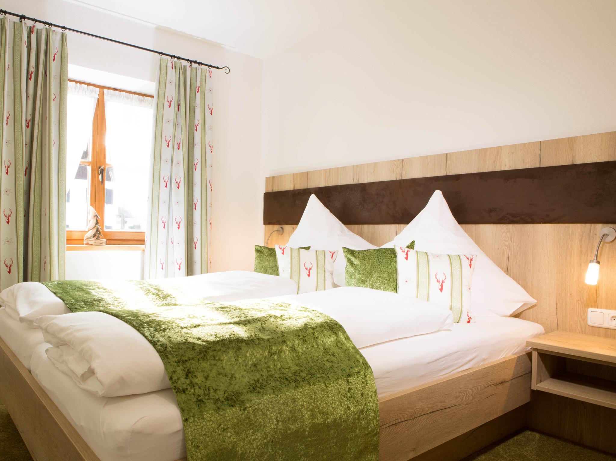 Holiday apartment Ahorn-Appartements - Chiemgau Karte (DE Inzell). Ferienwohnung