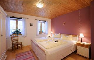 Schlafzimmer Morgentau