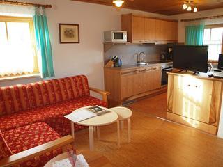 Wohnküche in Ihrer Ferienwohnung