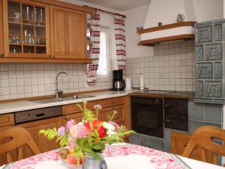 Ferienwohnung II, 80qm - Küche -