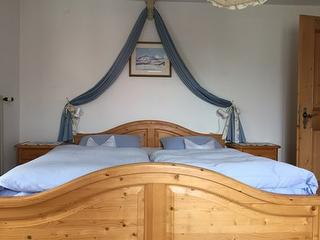 Ferienwohnung II 80 qm - Schlafzimmer -