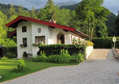 Haus Zeitz Ferienwohnung (DE Ramsau). Ferienwohnun