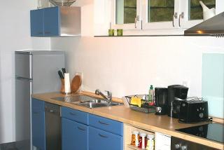 FeWo1 Küche
