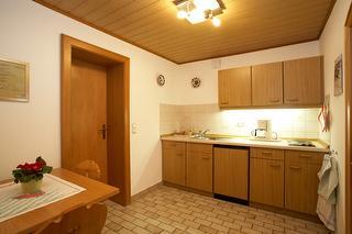 Hochries3 30qm Erdgeschoss-Küche