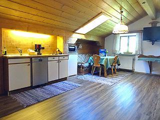 Küchen-Essbereich