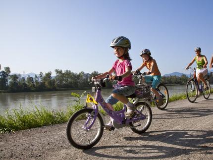 Radverleih - Kinderrad (ohne Stützräder, Radgröße bis einschließlich 24 Zoll)