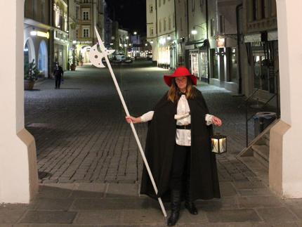 """Stadtführung: """"Sechs Tore hatte der Markt"""" - Nachtwächterführung zu den ehemaligen Stadttoren"""