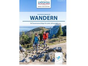 Wanderbegleiter im Chiemsee-Alpenland
