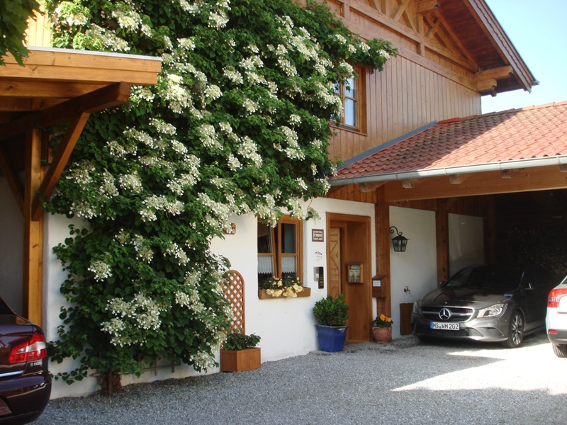 Holiday apartment Ferienwohnungen Landhaus Dengler (DE Bad Aibling). Ferienwohnung Liesl, 56 qm 1. Stock mit (710792), Bad Aibling, Mangfalltal, Bavaria, Germany, picture 3