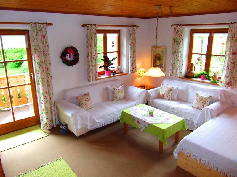 Holiday apartment Ferienwohnungen Landhaus Dengler (DE Bad Aibling). Ferienwohnung Liesl, 56 qm 1. Stock mit (710792), Bad Aibling, Mangfalltal, Bavaria, Germany, picture 9