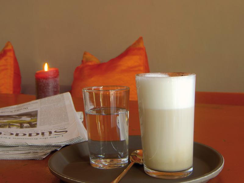 """Winterzauber: """"Rosenheimer Kaffeehausgeschichten""""- Kaffee-Kultur vom Feinsten (Karten nur im Vorverkauf)"""