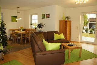 Apartment Helmberger Wohnbereich / Urheber: Helmberger / Rechteinhaber: © Helmberger