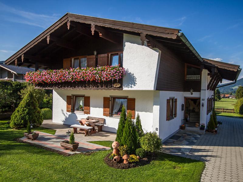 Holiday apartment Holzner - Chiemgau Karte (DE Inzell). für 4 Personen, 2 Schlafzimmer mit Balkon, 58 m² (712895), Inzell, Chiemgau, Bavaria, Germany, picture 1