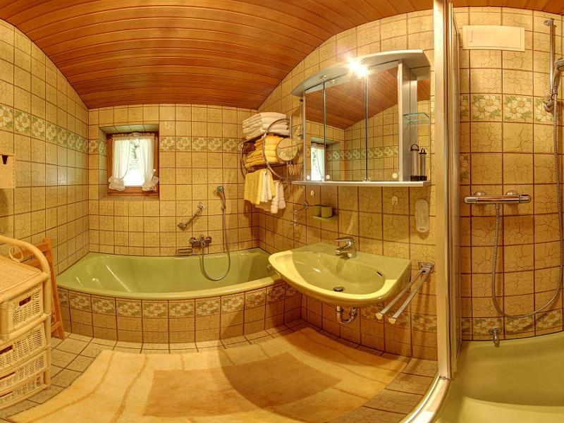 Holiday apartment Holzner - Chiemgau Karte (DE Inzell). für 4 Personen, 2 Schlafzimmer mit Balkon, 58 m² (712895), Inzell, Chiemgau, Bavaria, Germany, picture 6