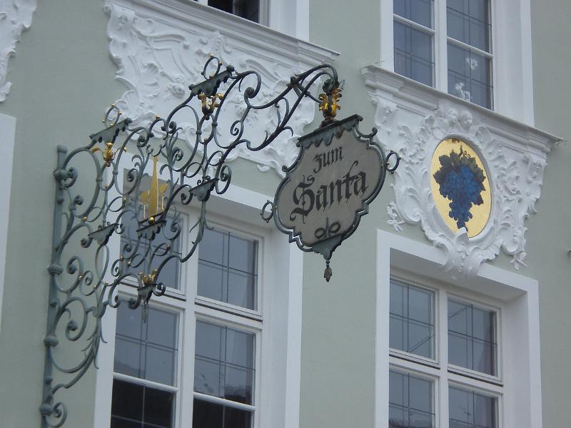 """Winterzauber: """"Historisches & Kulinarisches"""" - Ein genüsslicher Abend im Weinhaus Santa"""