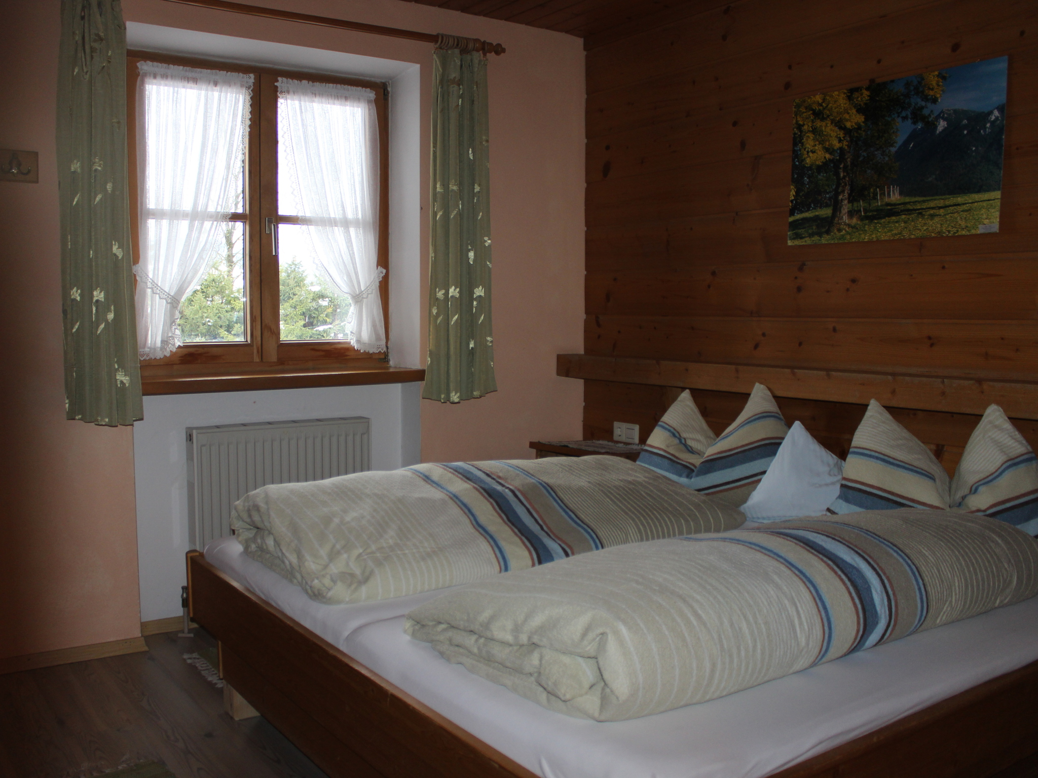 Appartement de vacances Gästehaus Kress - Chiemgau Karte (DE Inzell). Ferienwohnung 2 für 4 Personen, 1 Schlaf- un (712315), Inzell, Chiemgau, Bavière, Allemagne, image 15