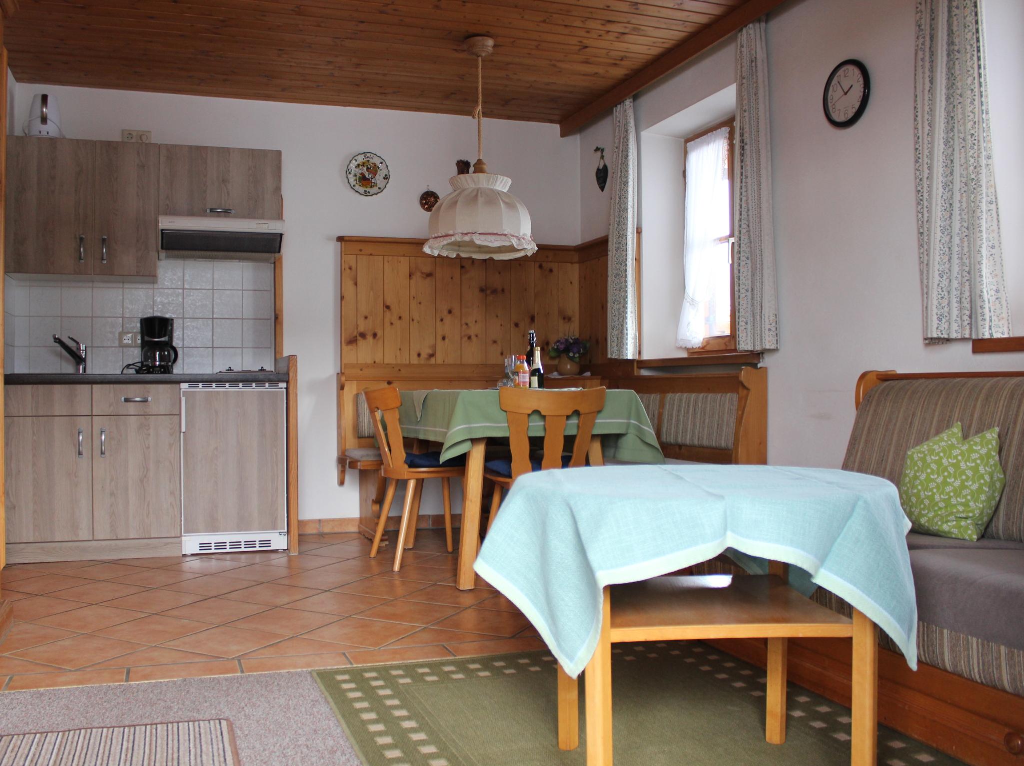 Appartement de vacances Gästehaus Kress - Chiemgau Karte (DE Inzell). Ferienwohnung 2 für 4 Personen, 1 Schlaf- un (712315), Inzell, Chiemgau, Bavière, Allemagne, image 13