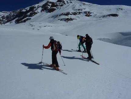 Schnuppertag Skitour